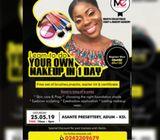Kumasi Makeup Anatomy Class