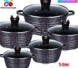 Cookware Set Cooking pots