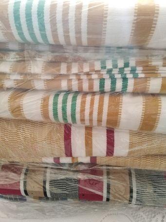 Kente smock fabric