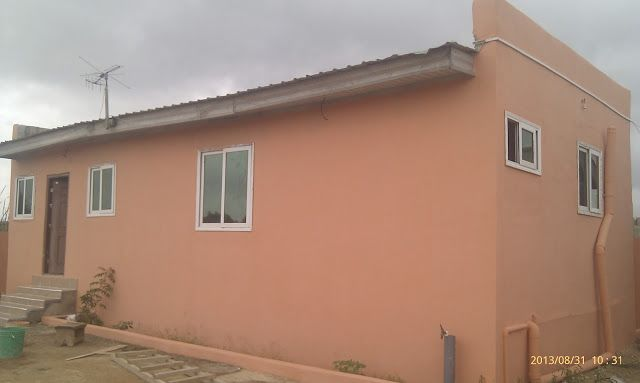 TWO BEDROOMS SELF CONTAINED FOR SALE
