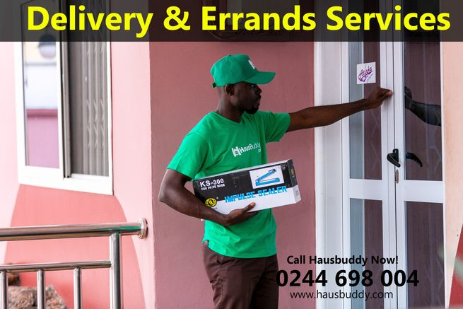 Delivery & Errand Services