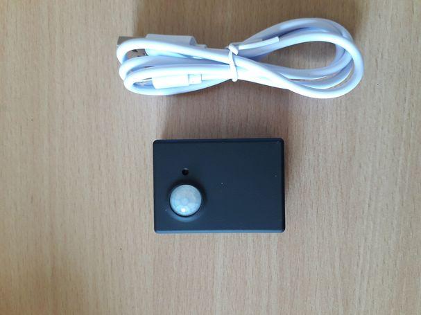 Secret/ Spy Camera with motion sensor