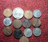 Old American coins