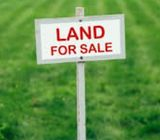 Tow plots of land for sale