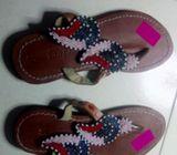 Beaded Slippers - Kenya