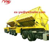 Dump/tipper semi trailer for sell from Manufacturer