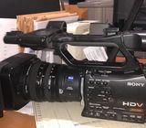 SONY Z7 Video Camera