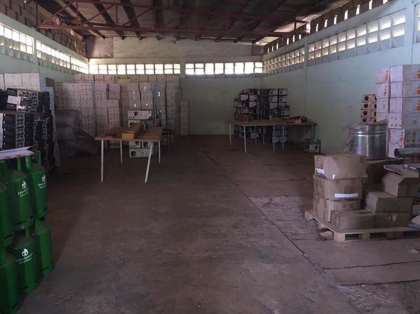 500Sqm warehouse for Rent/Sale at Tema