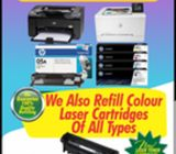 Toner Cartridges Refilling Centre Accra 0249489999