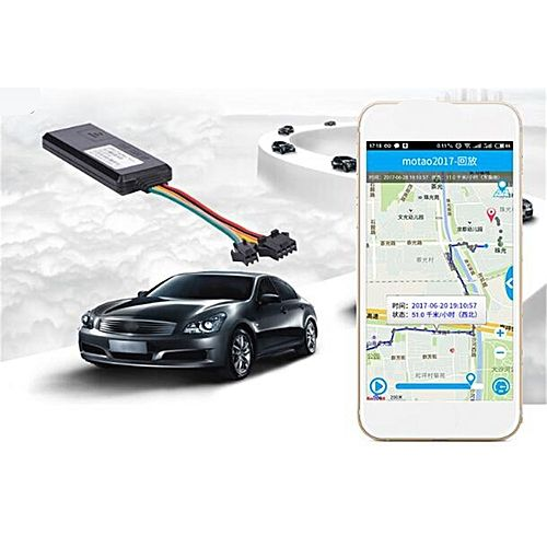 GPS TRACKING & LIVE MONITORING DEVICE