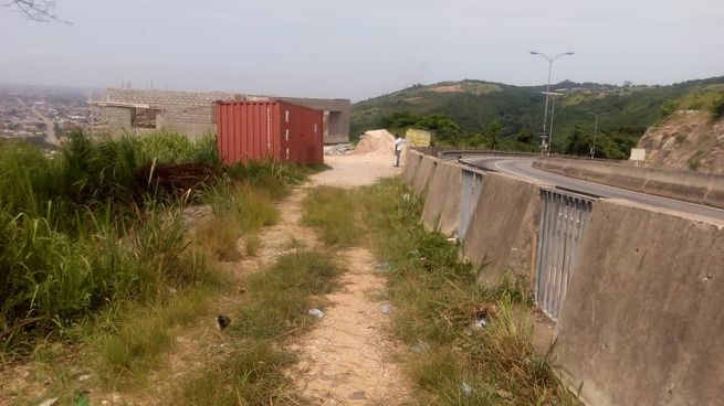 Registered Title, 2 Plots around Peduase Lodge,Aburi for Sale