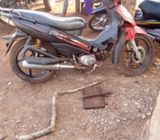 Used royal makuka bike