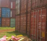 Containers (40 feet)