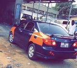 Blue Corolla up for sale