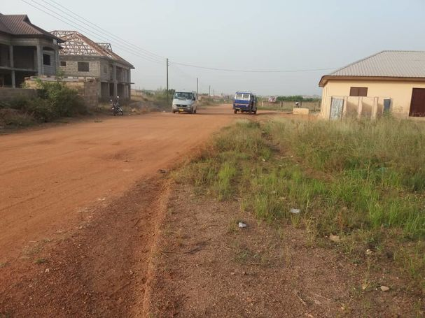 Registered Title, 10 Plots at Gomoa Feteh - Kasoa for Sale