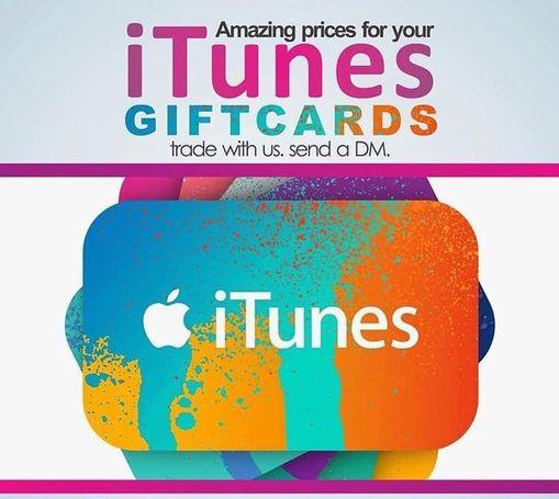 iTunes Gift card Buyer
