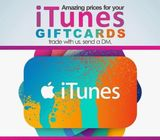 iTunes Gift card Buyer