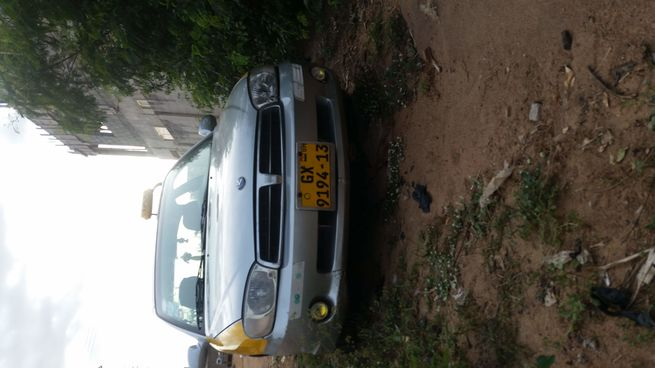 Automatic kia spectra Taxi for sale