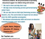 Are you seeking a caregiver for an autistic Child?