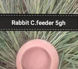 Rabbit Ceramic Feeders