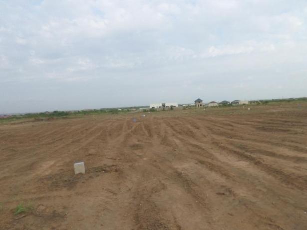 Plots of land