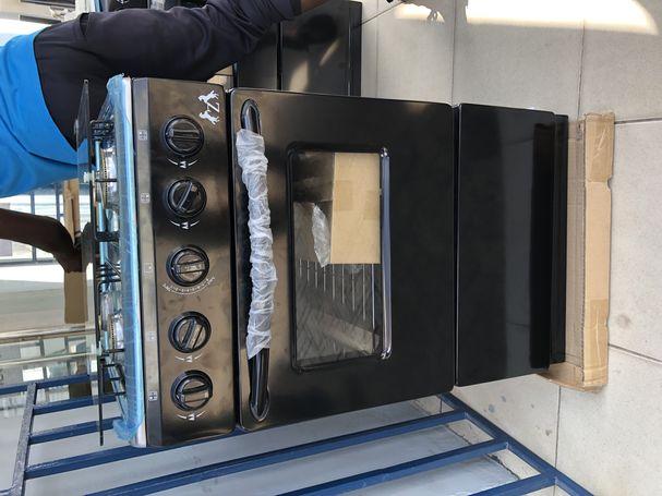 Zara 4 Burner Gas Cooker