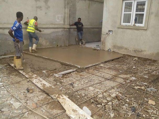 Concrete Floor Installers