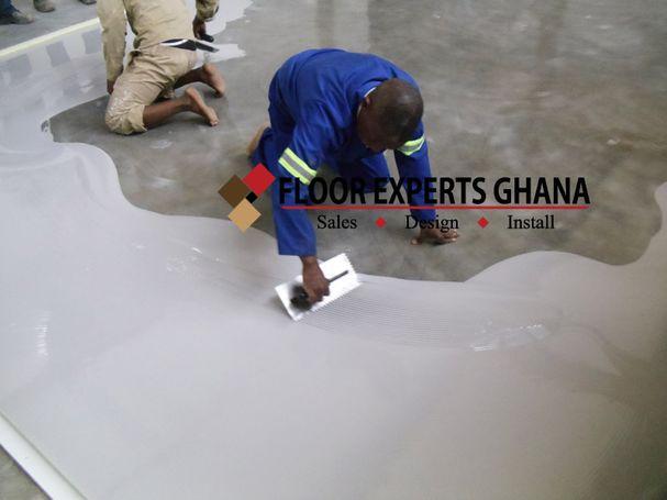 Industrial Floor Installers