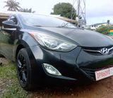 Hyundai elantra American specs
