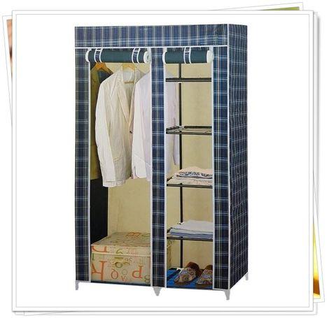 Wardrobe double door