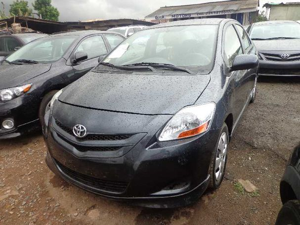 HOME USED IMPORTED TOYOTA YARIS 2010