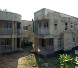 Uncompleted 10bedroom house for sale at Accra East Airport