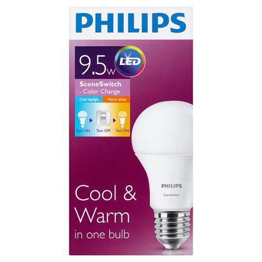 Philips Scene Switch Bulb E27
