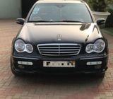 *Mecedes Benz C230 sports*