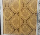 Sales of PVC Ceilings tiles.