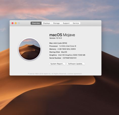 Install Mac OS