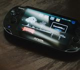 16 gig ps vita loaded with  4 games