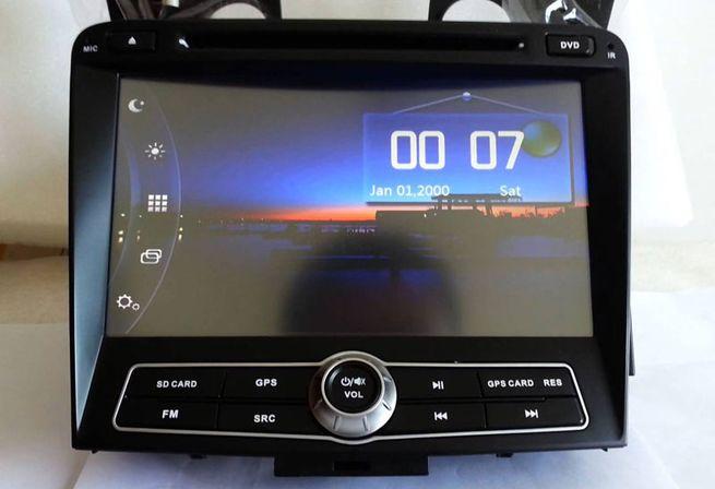 Hyundai Sonata DVD player