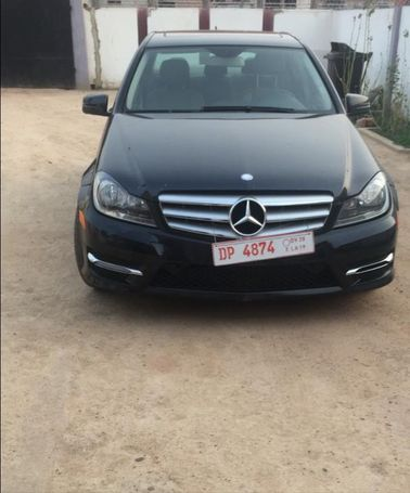 Brand New Mercedes Benz