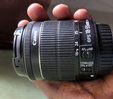 Canon 55mm Kit Lens