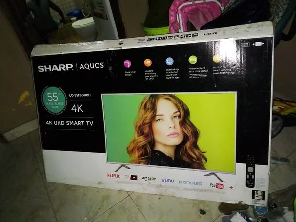 Fresh Sharp Tv 55 Inches for sale