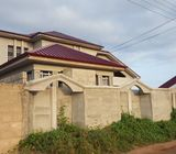 5 BEDROOM HOUSE WITH BOYS QUARTERS  FOR SALE AT TUBA KOKROBITE ROAD