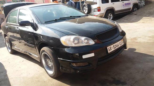 Yao Edem Automobile