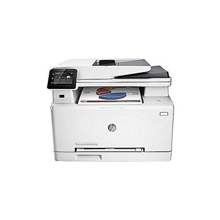 Hp Hp M277dw Colour LaserJet Pro Multi-Function Printer - White