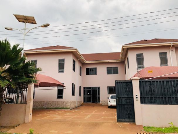 Furnished two bedroom apartment at Adjiringanor, school junction road