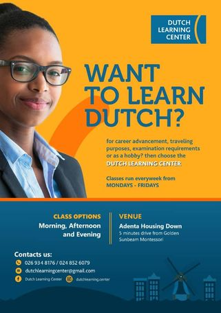 Dutch Learning Center Accra
