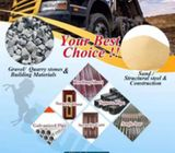 All kinds of building materials supply