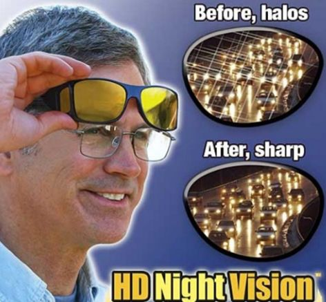 Night Vision Glasses For Sell