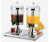 16 Gallons Double Beverage Dispenser