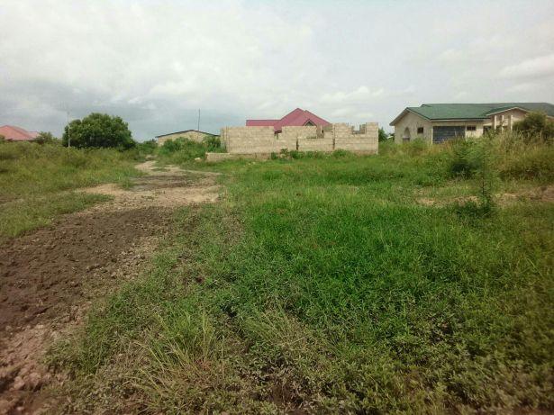 Genuine lands for sale in Dodowa